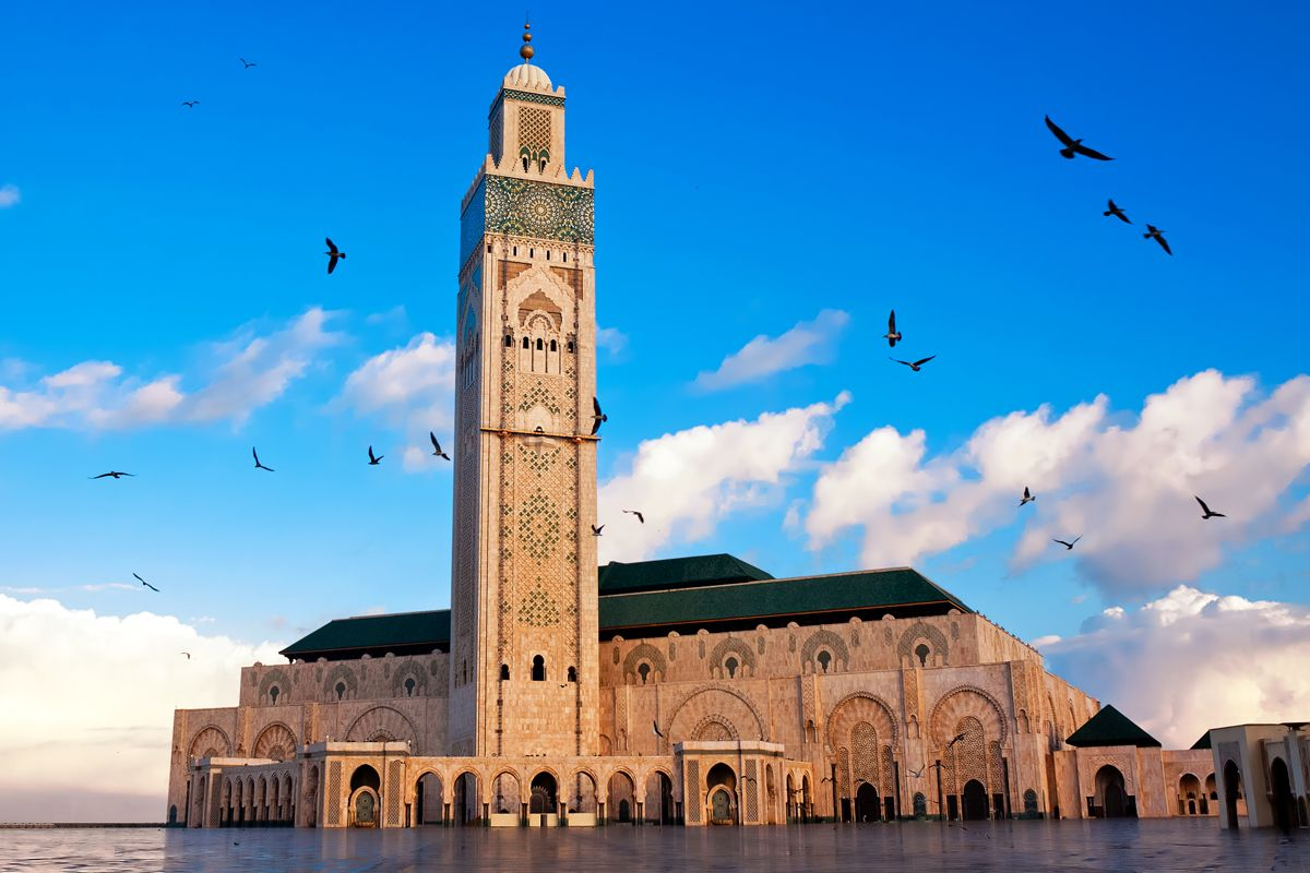 10 days from casablanca